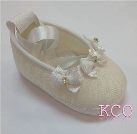 Style FJS018 White~Girls Shoes